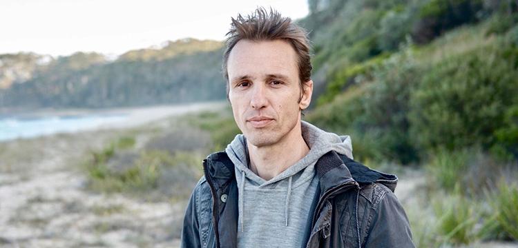 Markus Zusak, image courtesy Hugh Stewart