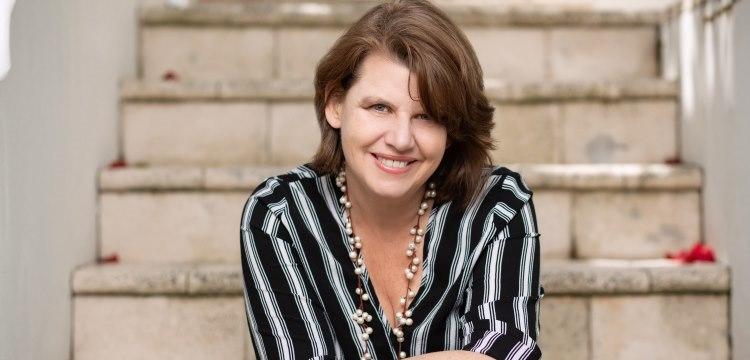 Meg Keneally, courtesy Brendan Fredericks Publicity & Management