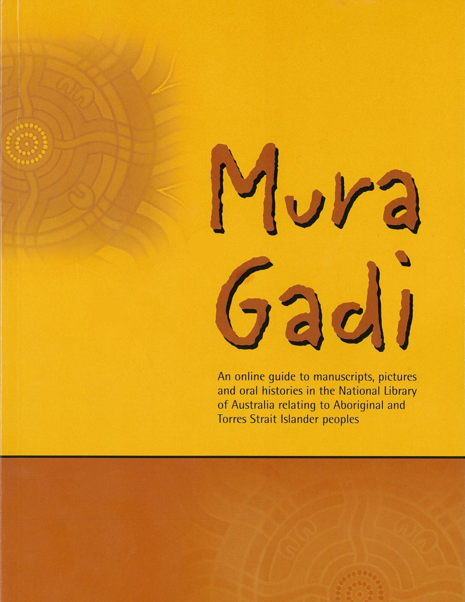 Cover page of Mura Gadi resource