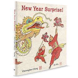 Cover of Near Year Surprise book