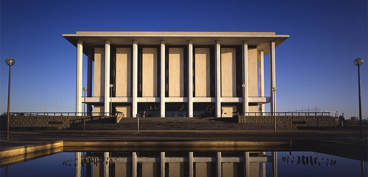 The National Library of Australia
