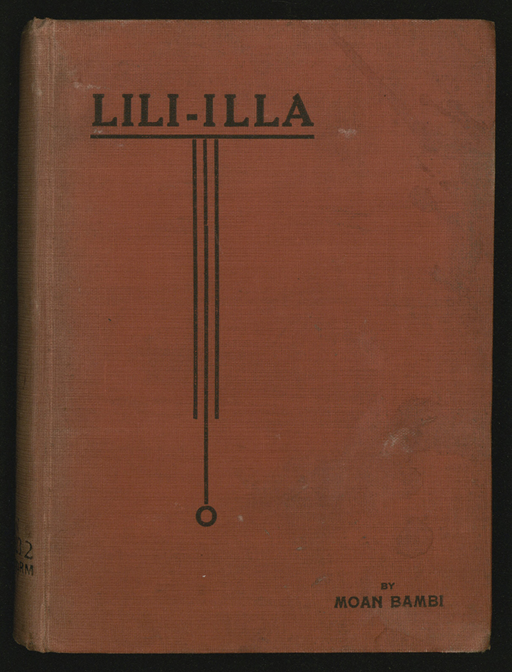 Moan Bambi, Lilli-Illa: A Romance of the Australian Aborigines, (Sydney: Associated Printing & Publishing, 1923)