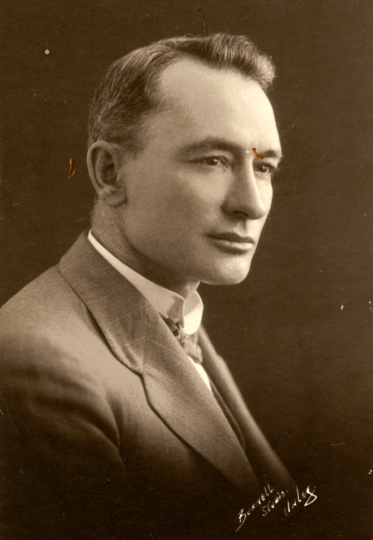 Portrait of Evan Richard Stanley, 1924
