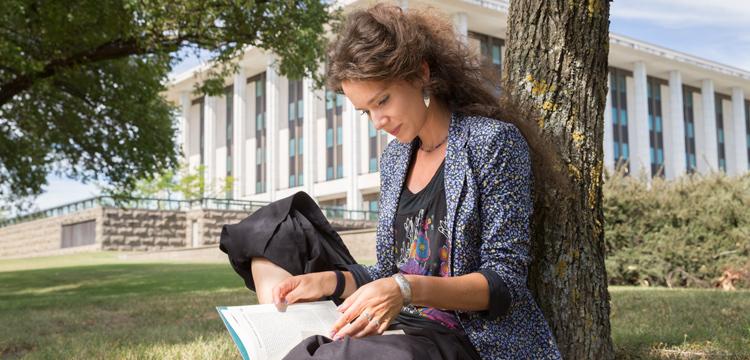 2017 NLA Fellow Dr Anna-Sophie Jürgens