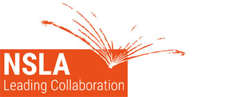Logo - NSLA: Leading Collaboration