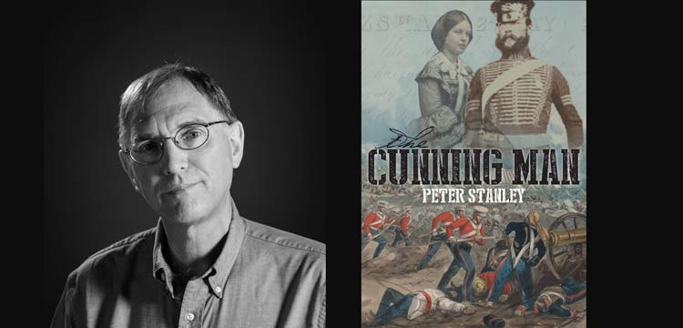 Peter Stanley and The Cunning Man book cover