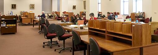 Petherick Reading Room