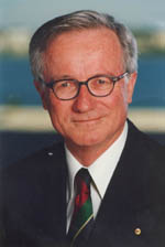 Portrait of Hon. Fred Chaney