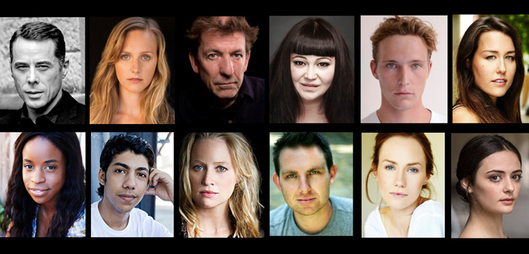 Cast for Where's Miranda? 50 Years of Picnic at Hanging Rock