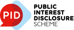Public Interest Disclosure Commonwealth Ombudsman logo