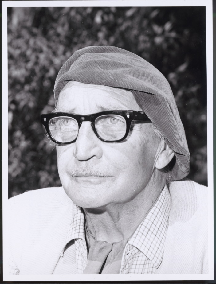 Black and white photo of Alan Marshal