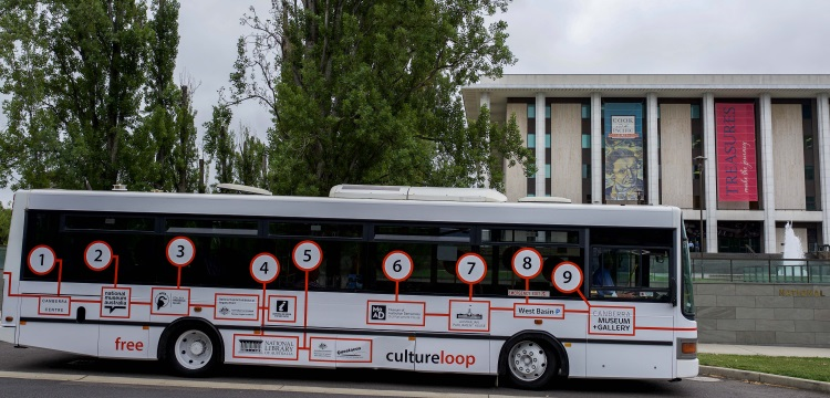The Culture Loop Bus