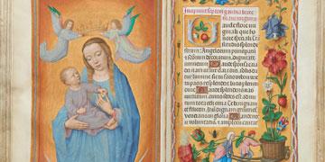 old Renaissance manuscript