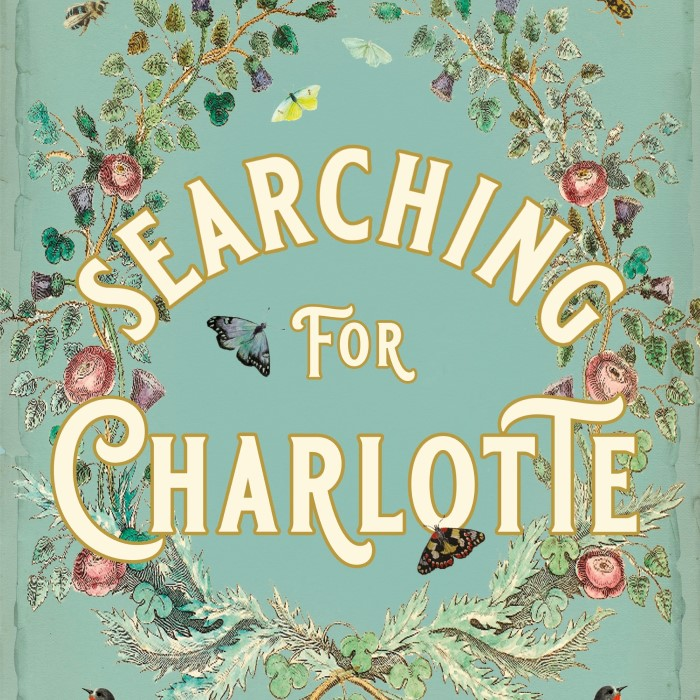 Searching for Charlotte book cover