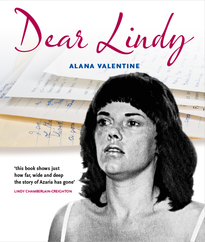Cover of Dear Lindy