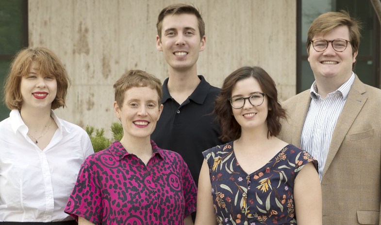 2020 National Library of Australia Summer Scholars