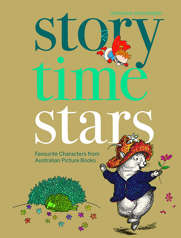 Cover of Story Time Stars