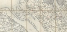 Map from ordnance survey