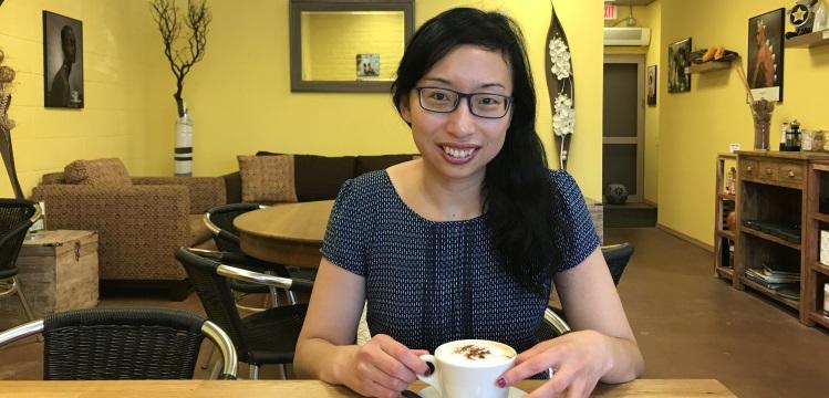 Pictured: Shih-Wen Sue Chen