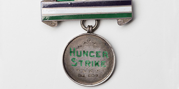 suffrage medal