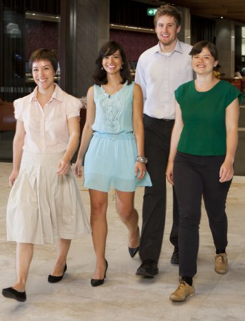 Summer Scholars 2013