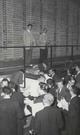 Sydney Stock Exchange, New South Wales 1960