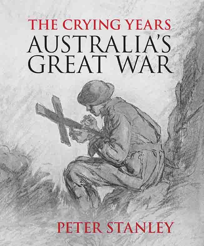 Cover of The Crying Years