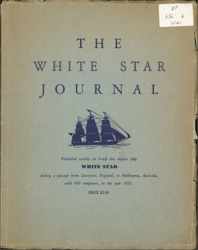 The White Star Journal