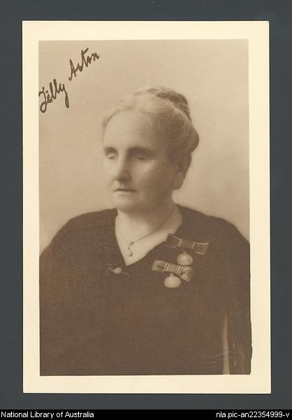 Portrait of Tilly Aston