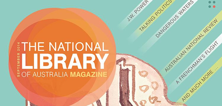 NLA magazine