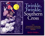 Book cover for Twinkle Twinkle Southern Cross