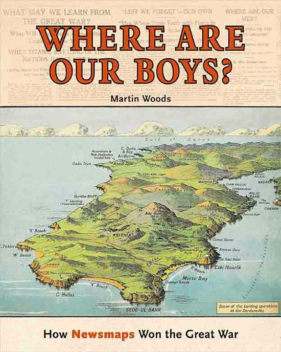 Maps and atlases national library of australia a fascinating history of the first world war newsmaps produced to explain the progess of the war to the families left at home in australia gumiabroncs