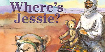 Book cover of Where's Jessie
