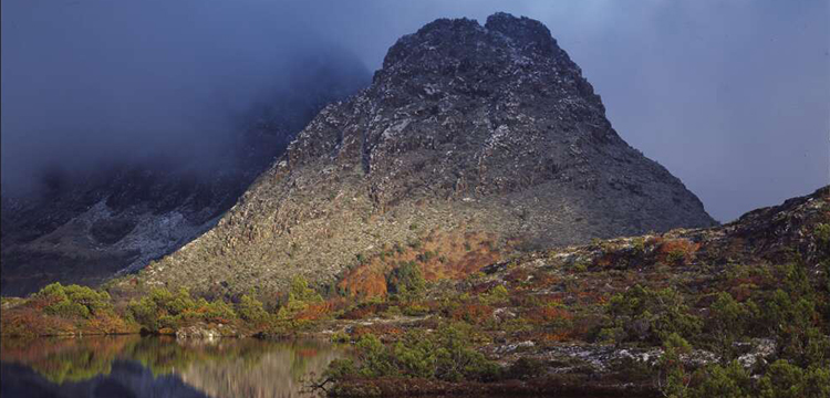 Cradle Mountain by Peter Dombrovskis