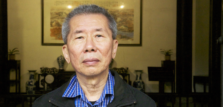 Photo of William Yang