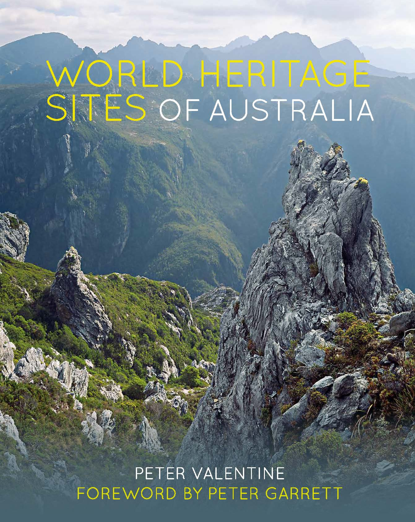 Cover of World Heritage Sites of Australia