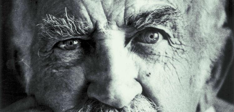 Portrait of Xavier Herbert (detail)
